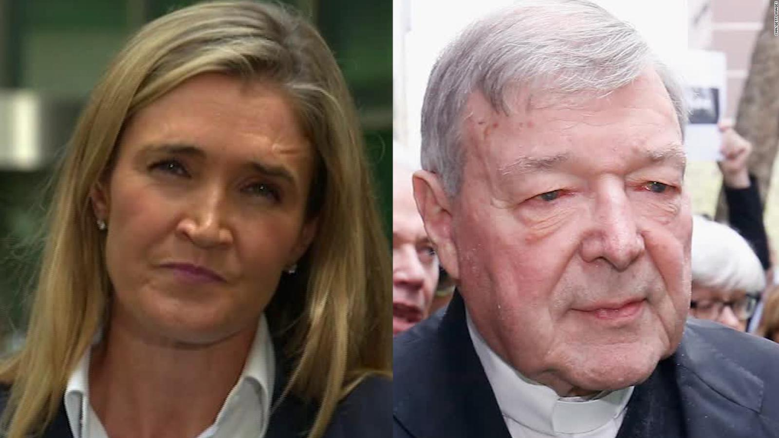 CNN reporter: Pell conviction is absolutely explosive