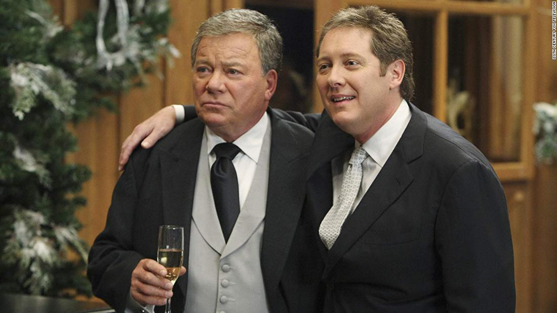 """""""Boston Legal"""" Season 1-5 : Former """"The Practice"""" character Alan Shore (played by James Spader) and the law firm he works at is the focus of this series."""