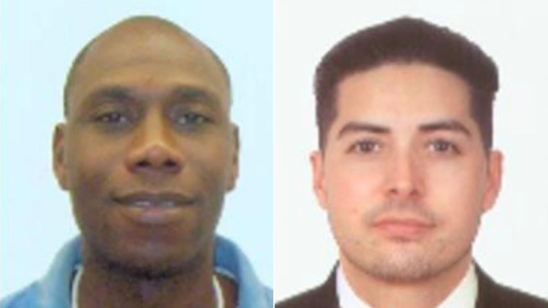 Conrad Aska (left) and Sean Archuleta