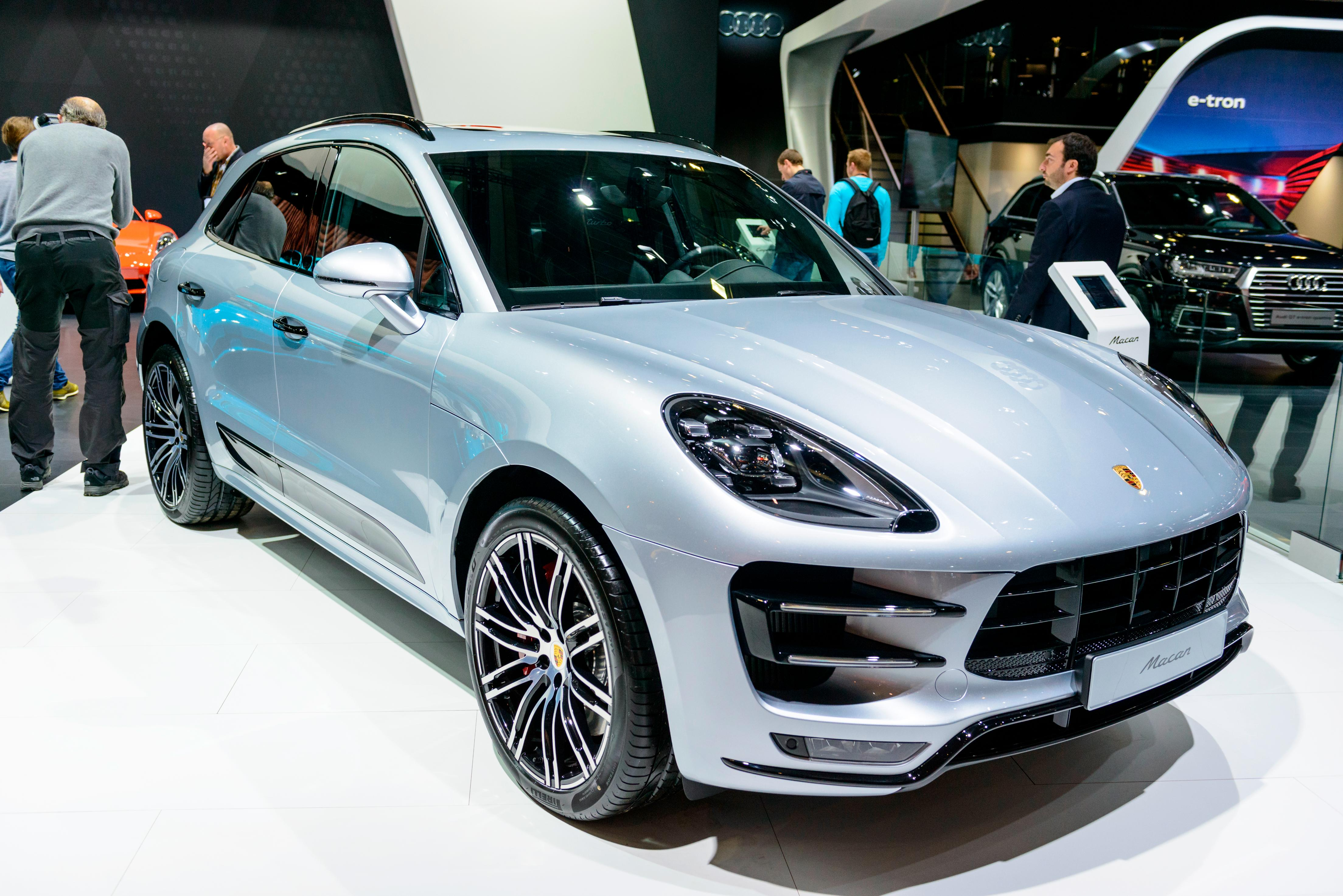 Porsche Macan Carmaker S Most Popular Model Is Going Electric