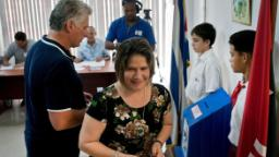 Cubans overwhelmingly vote in favor of new constitution