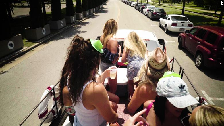 Nashville is the hot new place for bachelorette parties