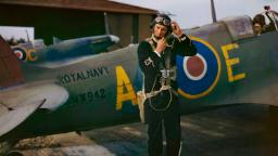 Rare WWII color photos bring history to life