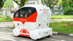 Singapore wants self-driving cars to help elderly