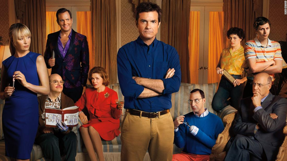 """The Bluth family returns for more dysfunctional hijinks in new episodes of """"Arrested Development"""" on Netflix in March. Here's some more of what is streaming during the month"""