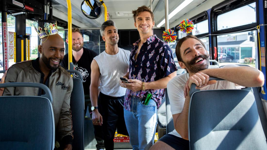 How 'Queer Eye' gets made, and yes, there are tears