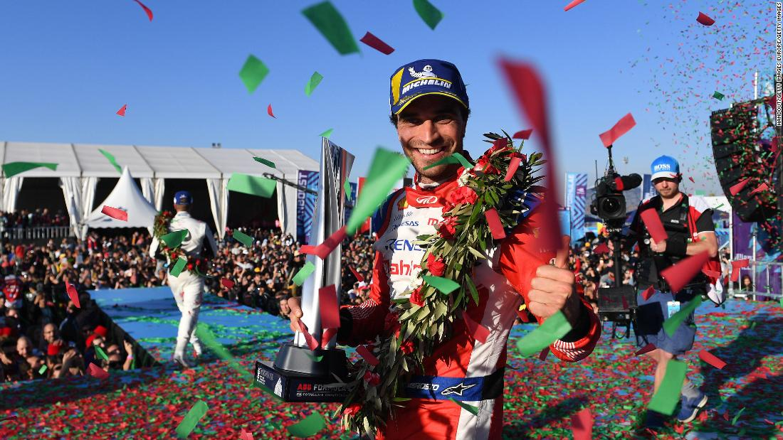 Lucas Di Grassi dominates Berlin E-Prix to move into championship contention