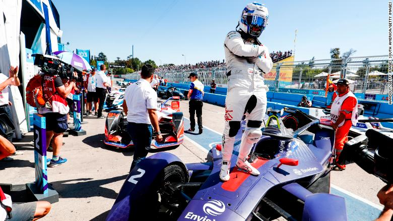 On a sweltering afternoon in Santiago, Chile -- the hottest ePrix in history -- Sam Bird stormed to victory at the Parque O'Higgins Circuit. After finishing third overall last season, the Briton will have hopes of coming out on top this time around.