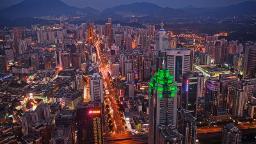 Inside China's megacities