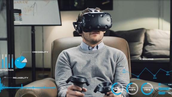 VR experiences are being developed to give staff a sense of the day-to-day reality of their jobs.