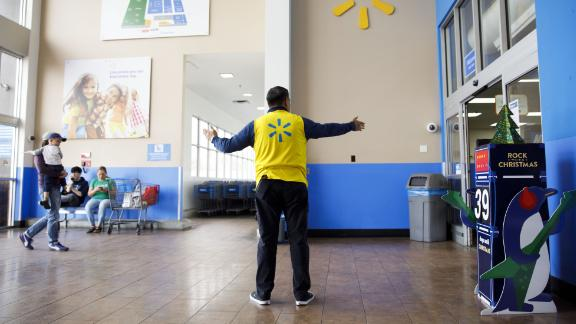 Walmart is making changes to policies for its store greeters with disabilities after some of those workers said their jobs were in jeopardy.
