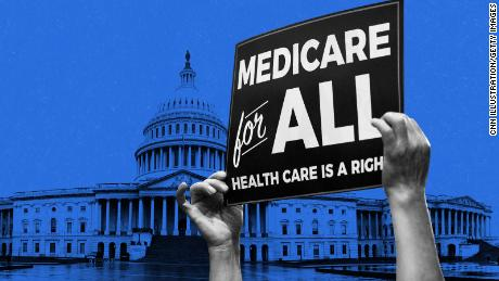 2020 Democrats fracture over issue of 'Medicare for All'