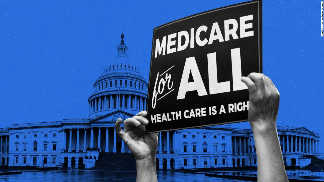 Image result for medicare for all