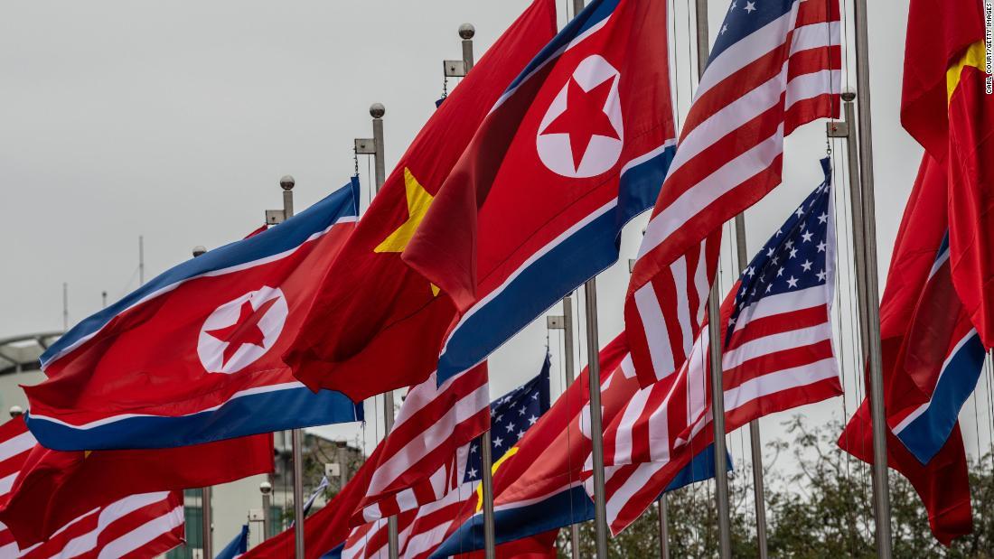 USA-Nordkorea-Gespräche brechen ab, sagen die Beamten
