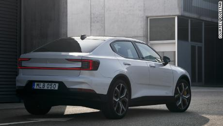Polestar had been a performance mark used on some Volvo cars. Now it's a separate brand.