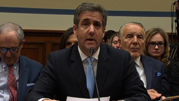 Michael Cohen hearing 2-27-19