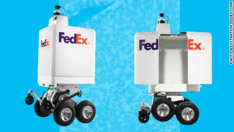 FedEx turns to Segway inventor to build delivery robot
