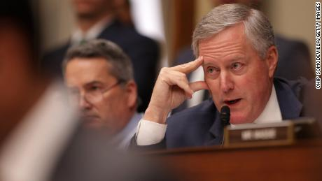 Mark Meadows defends Trump and Cummings: 'Neither is a racist'