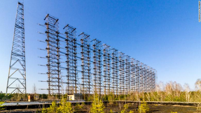 Duga radar: Enormous station is hidden in forests of