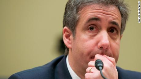 8 things I learned from Michael Cohen today - CNNPolitics