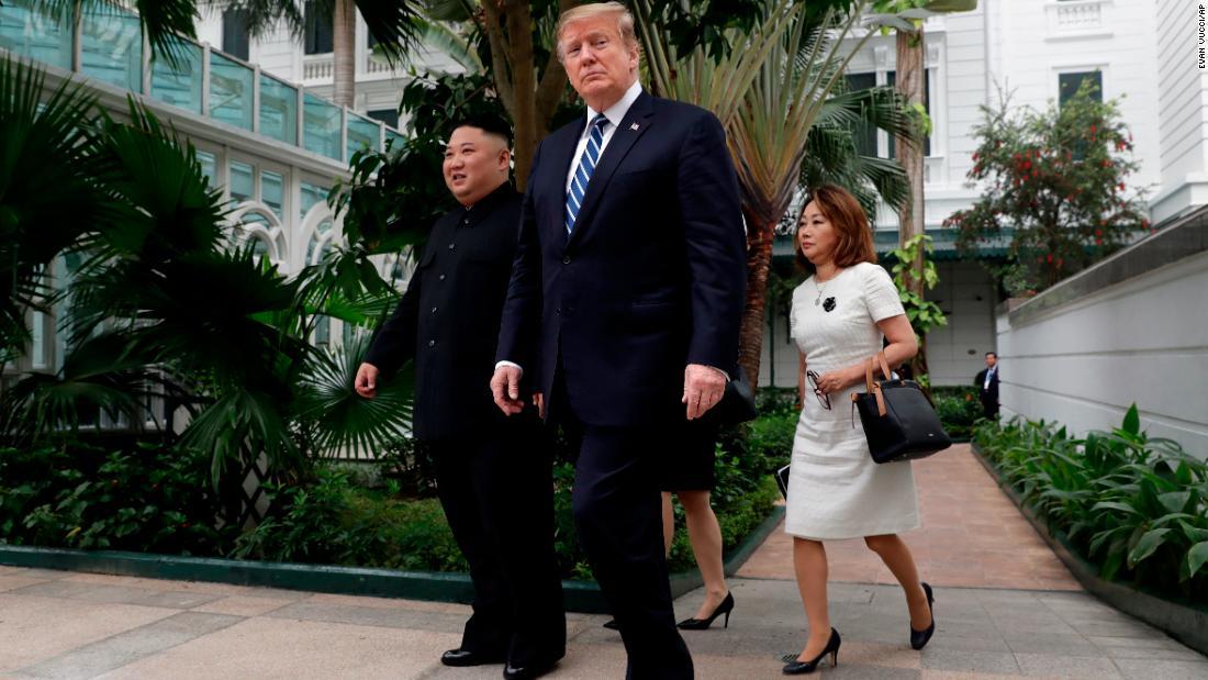 Trump's Hanoi Hail Mary failed to score