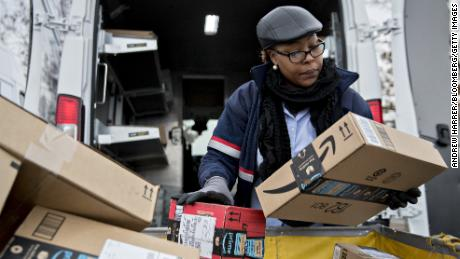 Amazon's new waste reduction strategy: Live only once a week