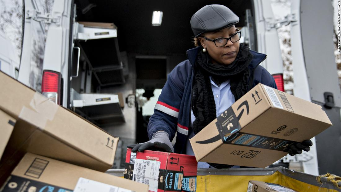 Amazon Day  Deliver once a week to reduce waste - CNN fe4874216