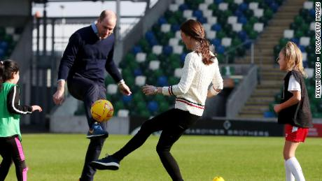 Prince William: Football's mental health approach a 'dereliction of duty'