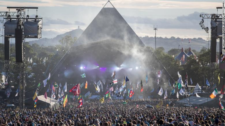 Glastonbury music festival canceled for second year amid ongoing pandemic