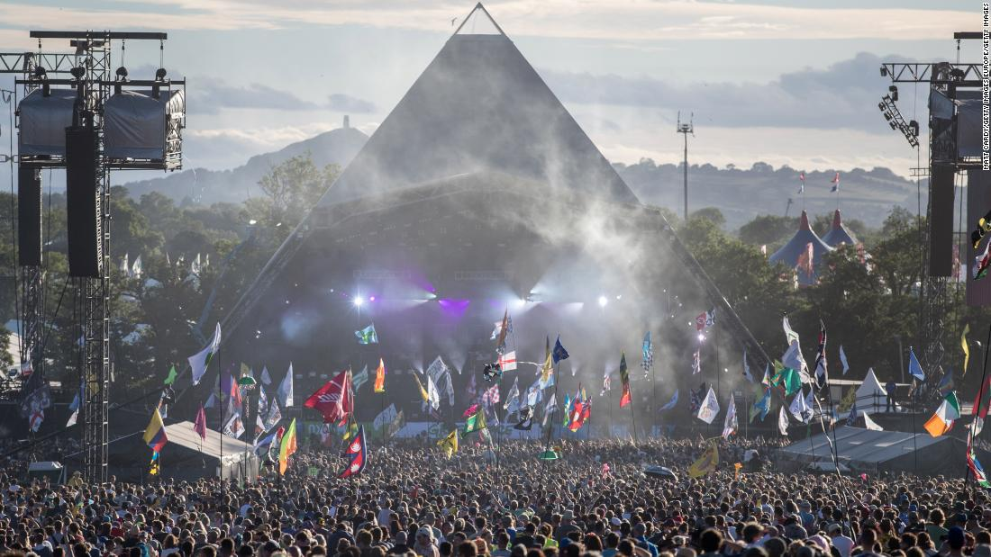 Sandwiches in 100% compostable packaging to be sold at Glastonbury Festival