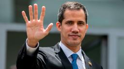 Venezuelan opposition leader says he'll be back in country by Monday