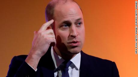 LONDON, ENGLAND - NOVEMBER 20: Prince William, Duke of Cambridge speaks on stage during a panel discussion at the inaugural 'This Can Happen' conference on November 20, 2018 in London, England. The conference brings together hundreds of delegates from the UK and further afield to share best practice in multiple different mental health fields. (Photo by Kirsty Wigglesworth - WPA Pool/Getty Images)
