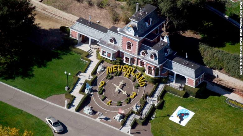 Michael Jackson's Neverland Ranch sold to Pittsburgh Penguins co-owner Ron Burkle