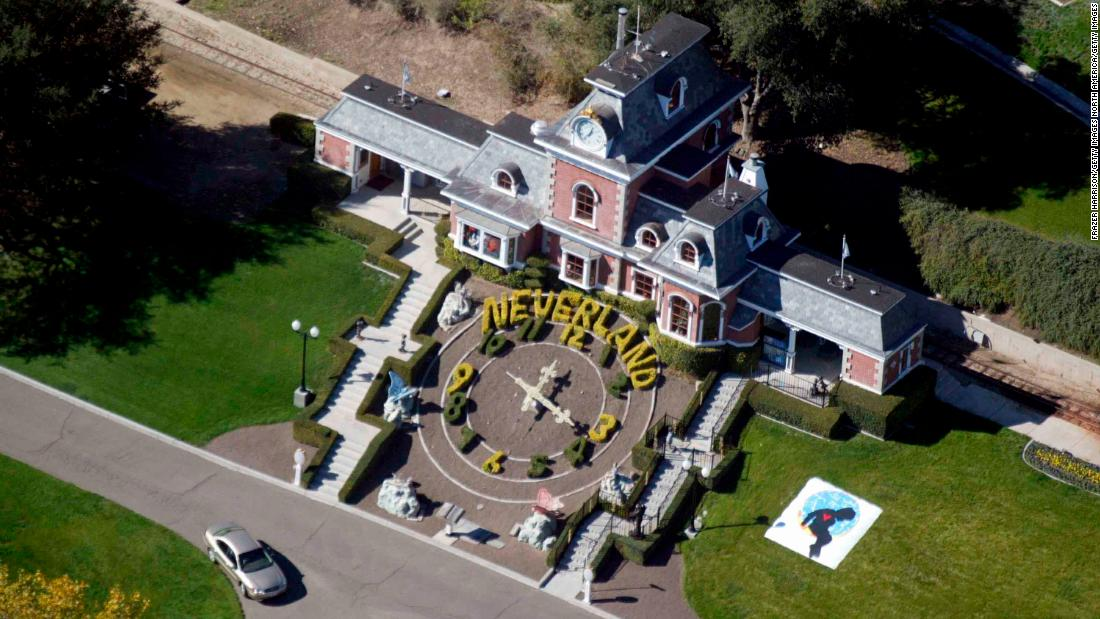 Michael Jackson's Neverland Ranch sold to Pittsburgh Penguins co-owner Ron Burkle – CNN