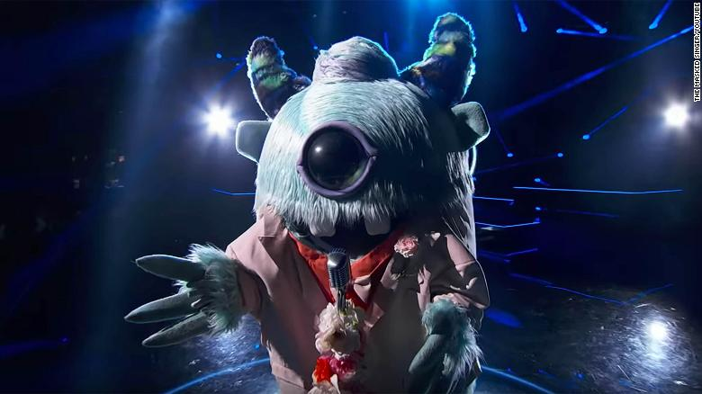 who is the flamingo on the masked singer 2020