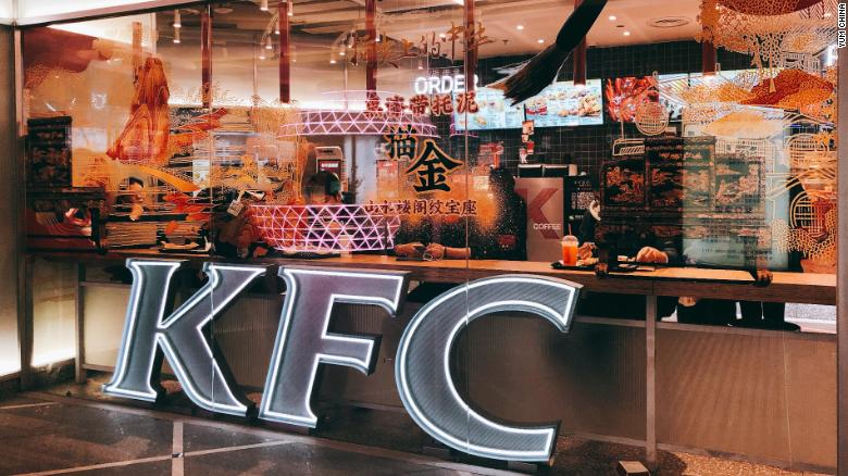 Why American Fast Food Chains Will Do Anything To Win In China