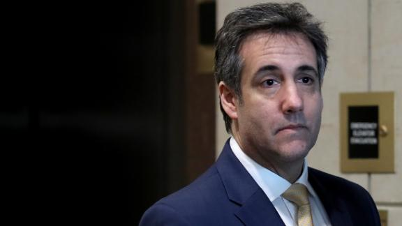 WASHINGTON, DC - FEBRUARY 28: Michael Cohen, former attorney and fixer for President Donald Trump, arrives for a closed hearing before the House Intelligence Committee at the U.S. Capitol February 28, 2019 in Washington, DC. Cohen testified against U.S. President Donald Trump yesterday before the House Oversight Committee. (Photo by Win McNamee/Getty Images)
