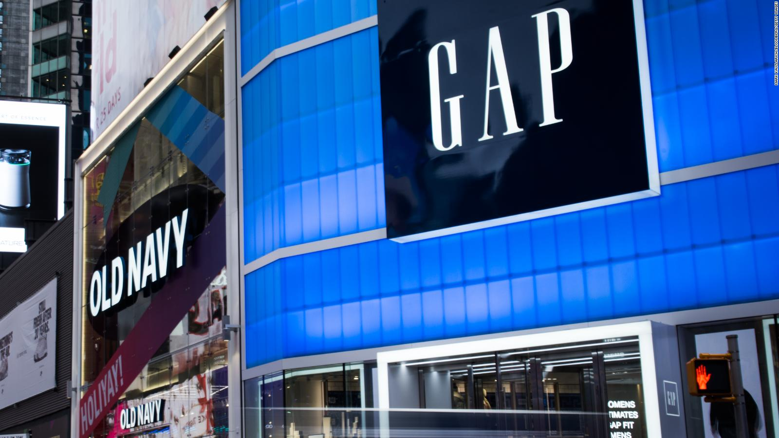 a5673abe44b Old Navy is doing so well it s splitting up with Gap - CNN Video