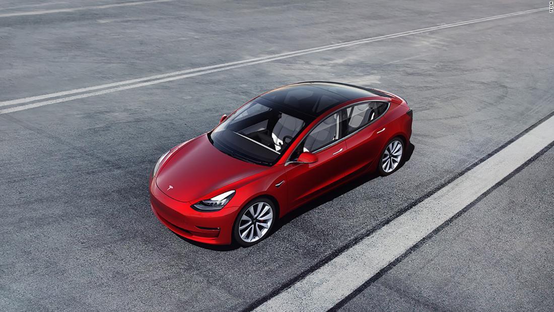Tesla S Promise Of Full Self Driving Angers Autonomous Vehicle Experts Cnn