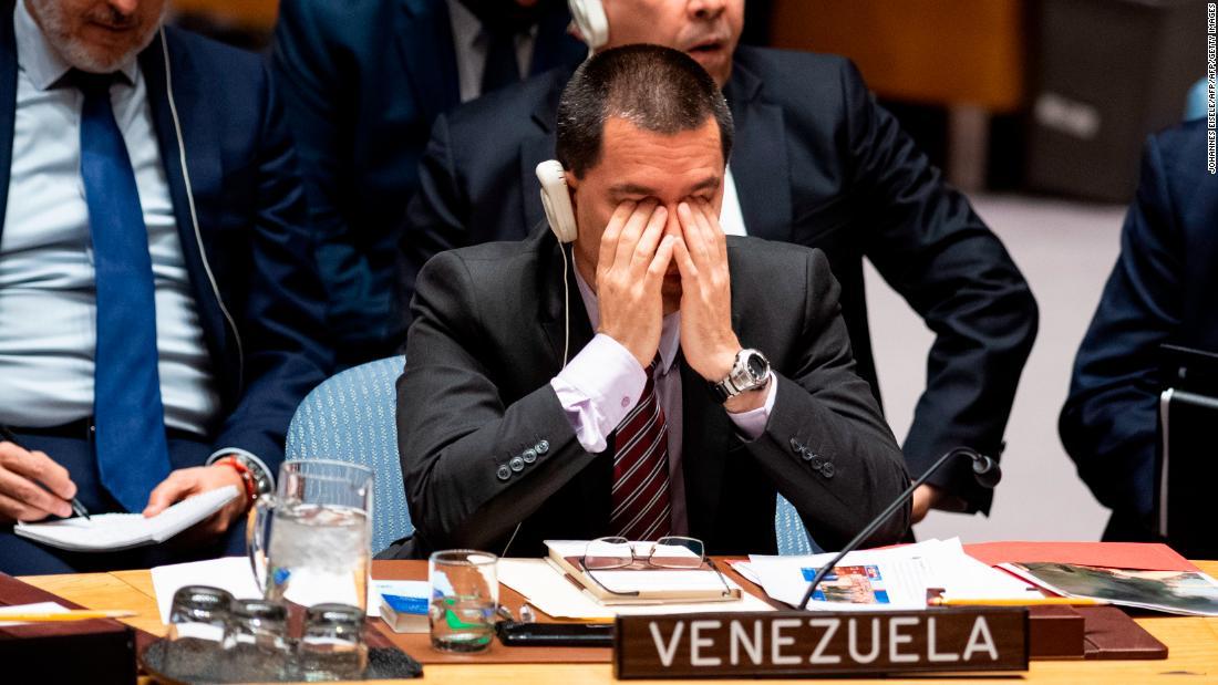 Inside the UN Security Council's double veto on Venezuela