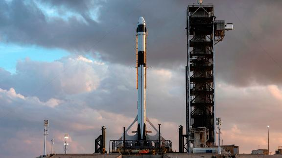 SpaceX will launch the Crew Dragon demo mission from Pad 39A at Kennedy Space Center in Florida.