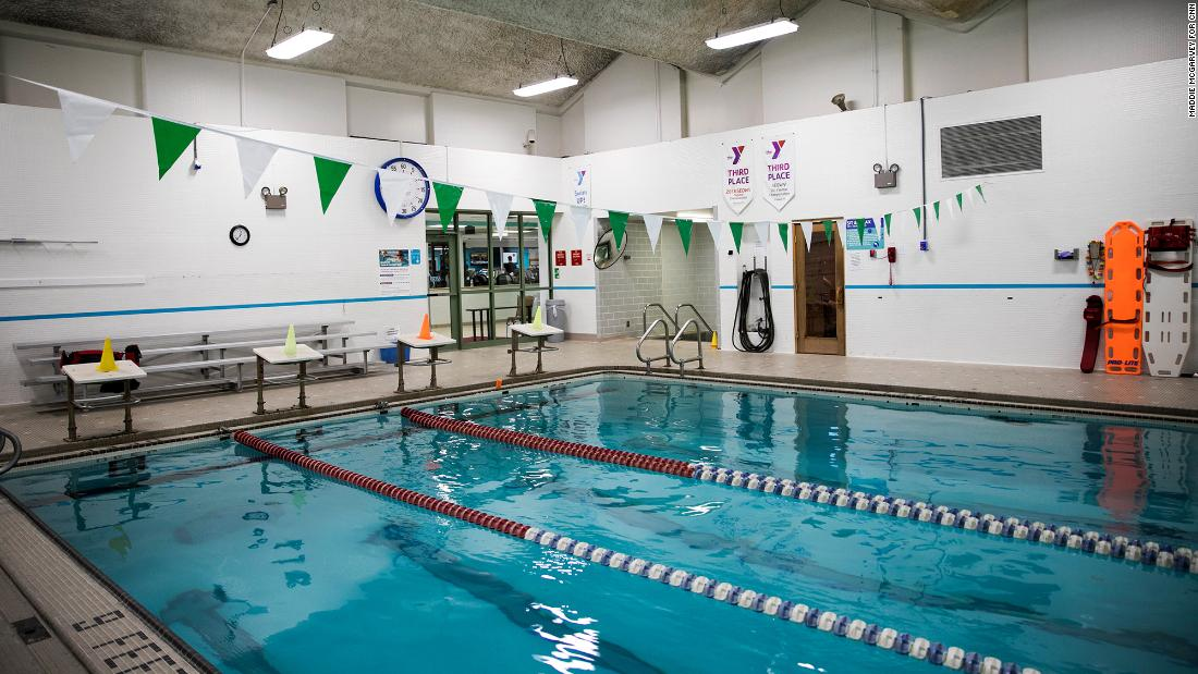 The local branch of the YMCA in Columbus, Ohio, where Eldon Ward used to swim every morning, now bears his name.