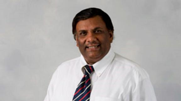 Pharmacy Professor Ashim Mitra has been accused of stealing a student's research.
