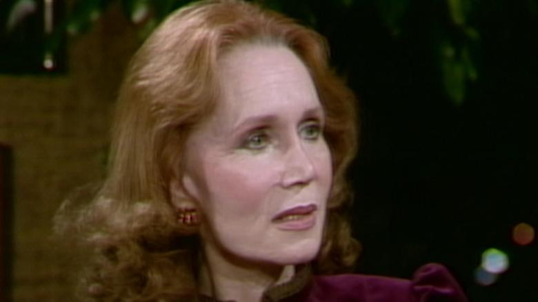 Katherine Helmond saw 'Soap' as American satire (1981)