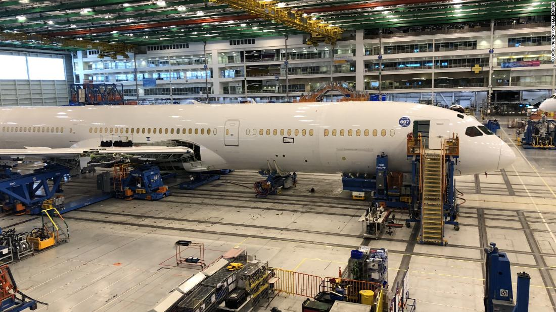 A black Boeing employee found a noose over his desk. Now he's suing the company