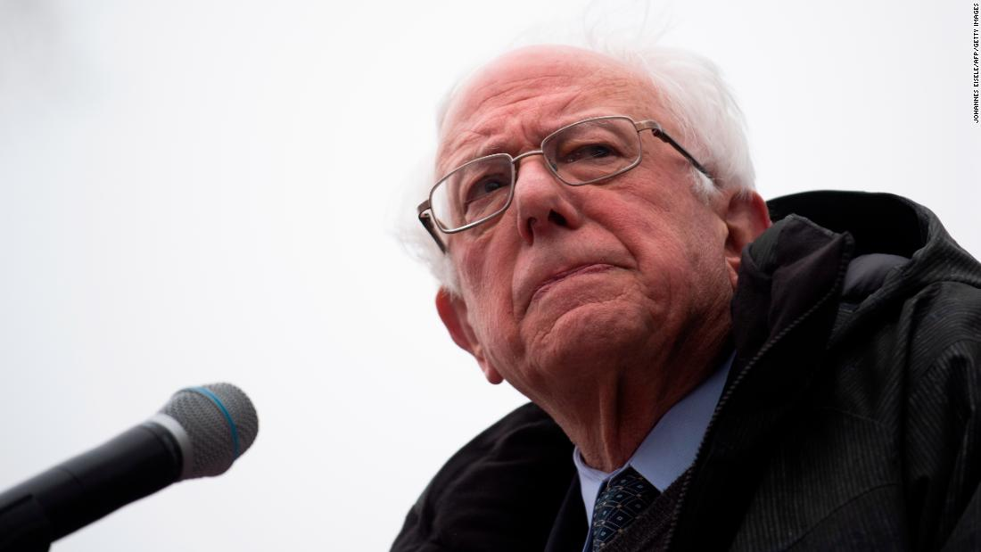 Bernie Sanders, Kamala Harris defend Ilhan Omar amid controversy over Israel comments - CNN thumbnail