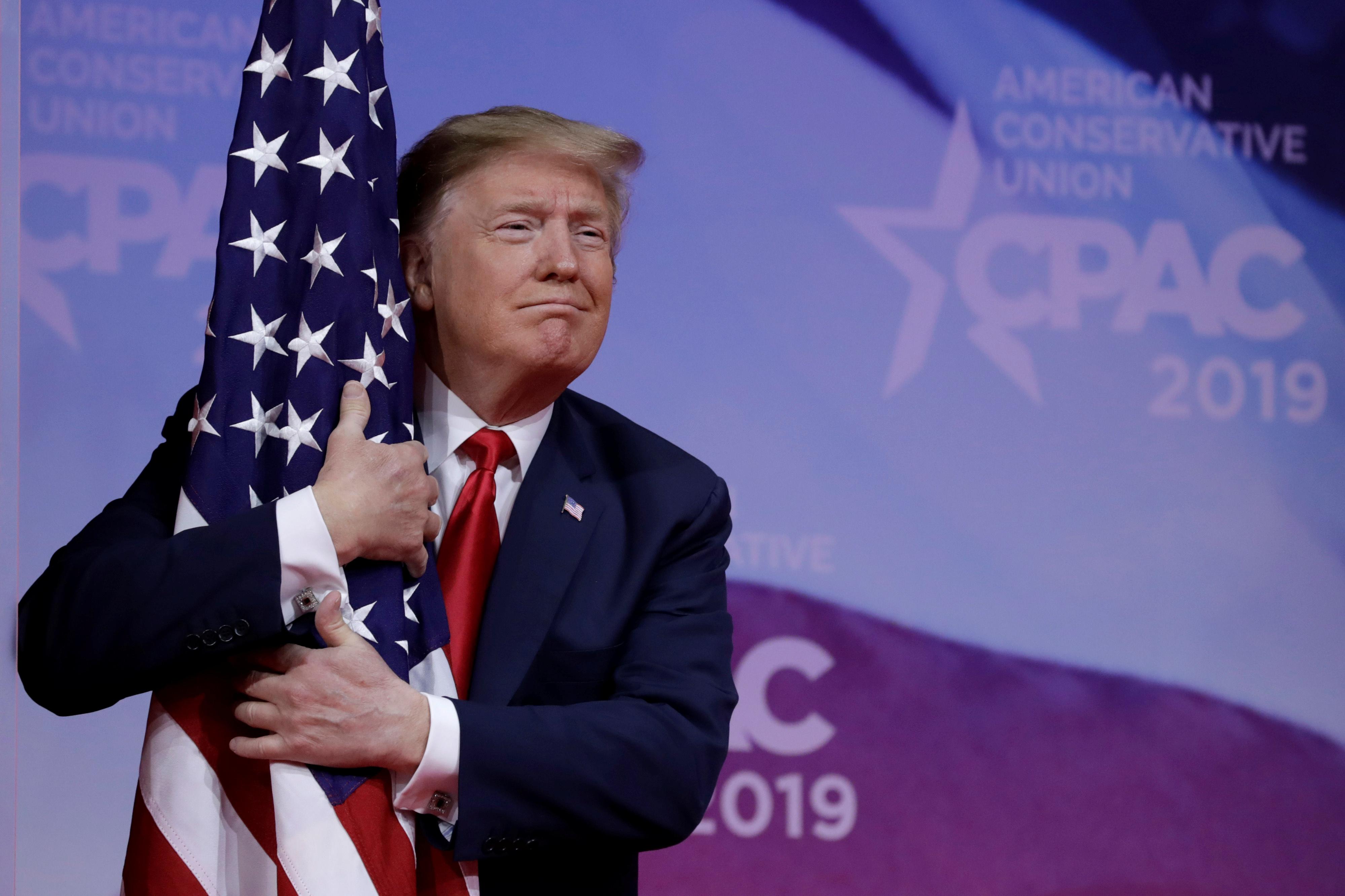 SE Cupp: How I felt watching Trump hug our flag (opinion) | CNN