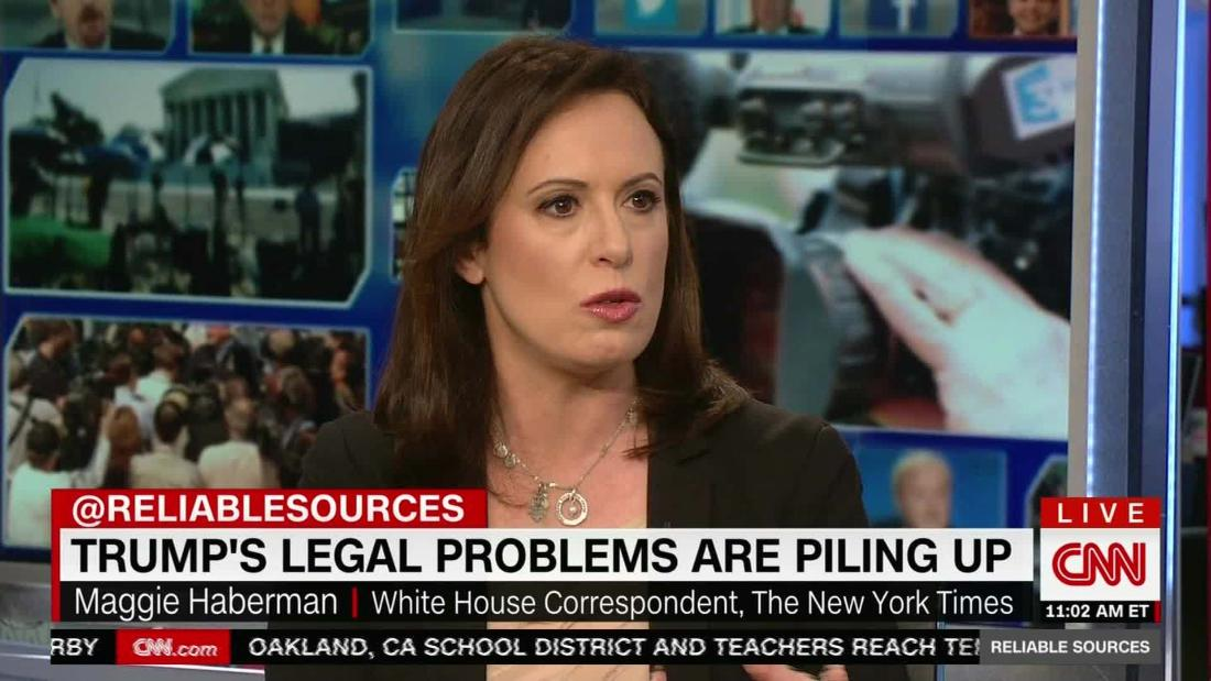 Haberman on NYT's shocking security clearance story
