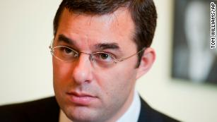 Justin Amash is the loneliest Republican in Congress