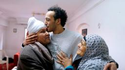 Egypt releases photojournalist Shawkan after five years in prison